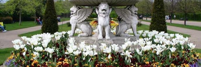 Regents Park Statuary