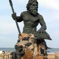 Neptune Sandcastle