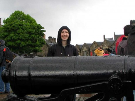 Edinburgh Cannon