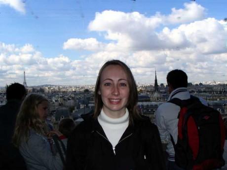 Joy on Notre Dame