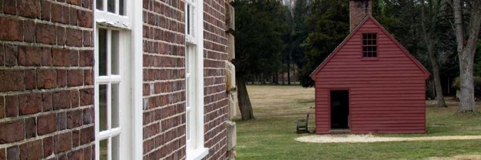 Gunston Hall School House